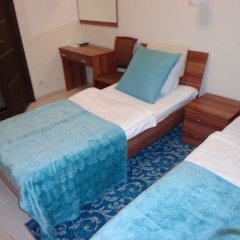 Мини-Отель Mushroom Стандартный номер с различными типами кроватей фото 6