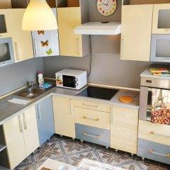Апартаменты Коммунистическая 26 Апартаменты с различными типами кроватей фото 23