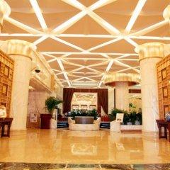 Отель Beijing Debao Hotel Китай, Пекин - отзывы, цены и фото номеров - забронировать отель Beijing Debao Hotel онлайн интерьер отеля фото 2