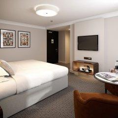 Strand Palace Hotel 4* Улучшенный номер с различными типами кроватей фото 8