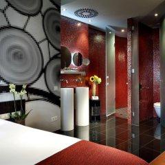 Отель Eurostars BCN Design 5* Номер Делюкс с 2 отдельными кроватями фото 2