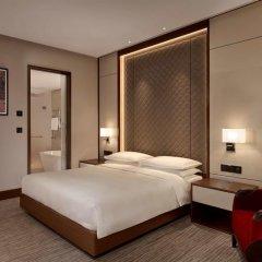 Гостиница Хаятт Ридженси Москва Петровский Парк 5* Стандартный номер с различными типами кроватей фото 2