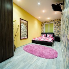 Апартаменты на Романовской слободе 7 Апартаменты с различными типами кроватей фото 4