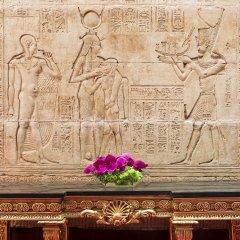 Отель The Nile Ritz-Carlton, Cairo интерьер отеля