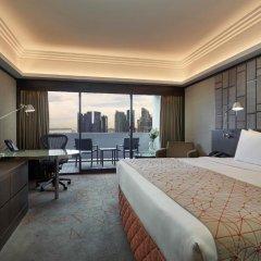 Отель Pan Pacific Singapore 5* Номер Pacific с различными типами кроватей