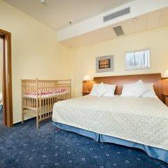 Отель Ramada by Wyndham Prague City Centre 4* Люкс с различными типами кроватей
