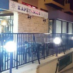 Отель Kapetanios Bay Hotel Кипр, Протарас - отзывы, цены и фото номеров - забронировать отель Kapetanios Bay Hotel онлайн вид на фасад фото 2