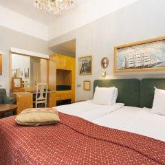 Victory Hotel 4* Номер Captain's deluxe с различными типами кроватей фото 4
