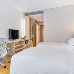 Отель Hilton Garden Inn Venice Mestre San Giuliano 4* Стандартный номер с различными типами кроватей фото 2
