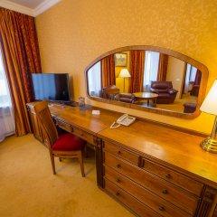 Гостиница Москва 4* Улучшенный люкс с различными типами кроватей фото 6