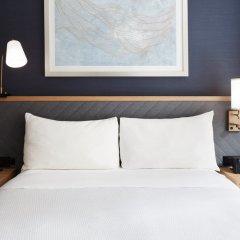 Отель Club Quarters Midtown -Times Square 4* Люкс с различными типами кроватей