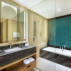 Отель DoubleTree by Hilton Resort & Spa Marjan Island ванная
