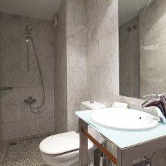 Отель My Space Barcelona Classic Bonanova Center Испания, Барселона - отзывы, цены и фото номеров - забронировать отель My Space Barcelona Classic Bonanova Center онлайн ванная фото 2