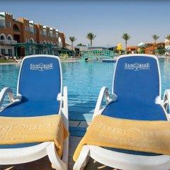 Отель SUNRISE Garden Beach Resort & Spa - All Inclusive Египет, Хургада - 9 отзывов об отеле, цены и фото номеров - забронировать отель SUNRISE Garden Beach Resort & Spa - All Inclusive онлайн бассейн фото 4