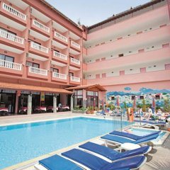 Kivilcim Hotel бассейн фото 2
