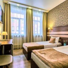 Гостиница Регина 3* Стандартный номер с 2 отдельными кроватями фото 4