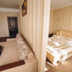 Гостиничный Комплекс Глобус Тернополь комната для гостей фото 11
