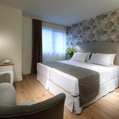 Отель Eurostars Porto Douro Стандартный номер разные типы кроватей фото 4