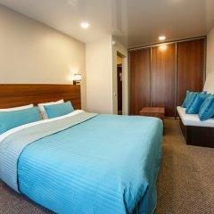 Гостиница Аврора 3* Стандартный номер с двумя спальнями с различными типами кроватей фото 3