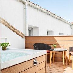 Gran Hotel Inglés бассейн