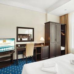 Гостиница Бристоль 3* Номер Делюкс разные типы кроватей фото 2