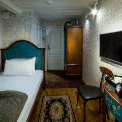 Гостиница Времена Года 4* Стандартный номер с разными типами кроватей фото 3