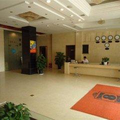 Super 8 Hotel Xian Nanshaomen интерьер отеля