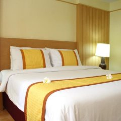 Palm Garden Hotel Паттайя комната для гостей фото 3