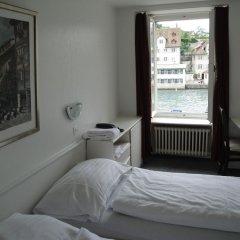 Отель KRONELIMMATQUAI Швейцария, Цюрих - 1 отзыв об отеле, цены и фото номеров - забронировать отель KRONELIMMATQUAI онлайн комната для гостей