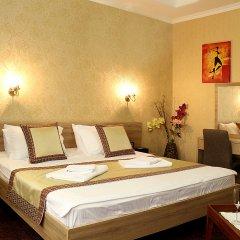 Отель ONYX Бишкек комната для гостей фото 4