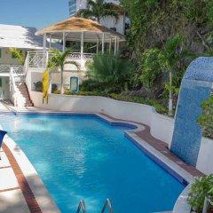 Отель Deja Resort - All Inclusive Ямайка, Монтего-Бей - отзывы, цены и фото номеров - забронировать отель Deja Resort - All Inclusive онлайн бассейн фото 3