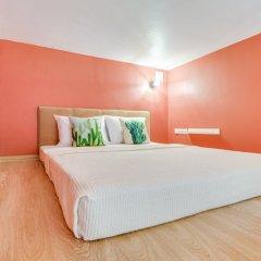 Апартаменты Sokroma Глобус Aparts Студия с двуспальной кроватью фото 5