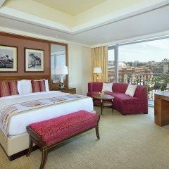 Отель The Nile Ritz-Carlton, Cairo комната для гостей фото 4