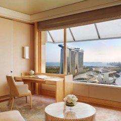 Отель The Ritz-Carlton, Millenia Singapore 5* Люкс Club premier с различными типами кроватей