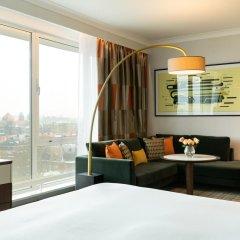 Отель Hilton Amsterdam Амстердам комната для гостей фото 4