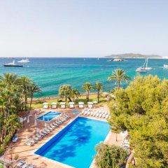 Отель THB Los Molinos - Только для взрослых пляж фото 2
