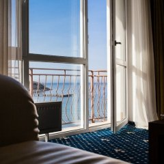 Парк-Отель и Пансионат Песочная бухта 4* Полулюкс с различными типами кроватей фото 6