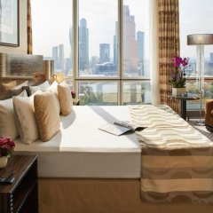 Гостиница Crowne Plaza Moscow World Trade Centre 5* Студия с различными типами кроватей