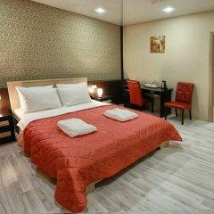 Elysium Hotel 3* Номер Делюкс с различными типами кроватей фото 11