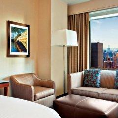 Отель Westin New York Grand Central 4* Стандартный номер с различными типами кроватей