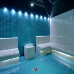 Гостиница LES Art Resort сауна фото 2