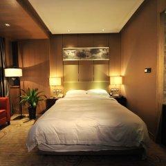 Отель Ramada Xian Bell Tower Hotel Китай, Сиань - отзывы, цены и фото номеров - забронировать отель Ramada Xian Bell Tower Hotel онлайн комната для гостей фото 6