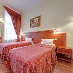 Гостиница Аврора Номер Бизнес с 2 отдельными кроватями фото 3