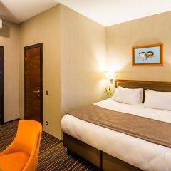 Гостиница Taurus City Львов комната для гостей фото 11