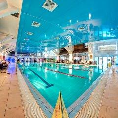 Гостиница Royal Medical Cezar Украина, Трускавец - отзывы, цены и фото номеров - забронировать гостиницу Royal Medical Cezar онлайн бассейн
