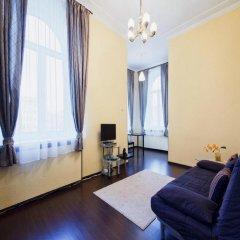 Гостиница KvartiraSvobodna Tverskaya комната для гостей фото 13