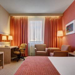 Гостиница Холидей Инн Москва Лесная 4* Представительский номер с различными типами кроватей фото 2