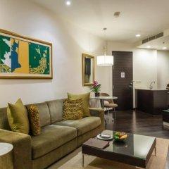 Отель Chatrium Riverside Bangkok 5* Студия