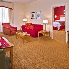 Отель Residence Inn Washinton, Dc/Capitol Вашингтон комната для гостей фото 2