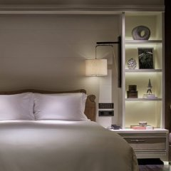 Отель Rosewood Phuket 5* Коттедж с различными типами кроватей